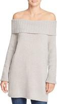 Rebecca Minkoff Erid Off-The-Shoulder Sweater
