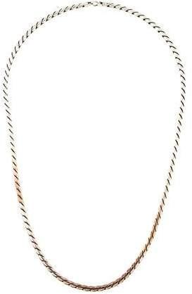 David Yurman Cobra Chain Necklace