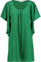 Diane von Furstenberg Stella satin mini dress