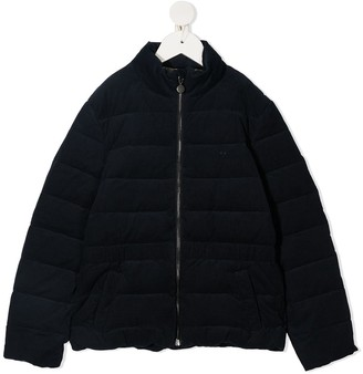 Bonpoint Zipped Padded Jacket