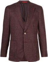 Isaia Capri Sports single-breasted blazer