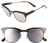 Westward Leaning Women's 'Vanguard' 49Mm Sunglasses - Classic Tortoise Shiny/ Chrome