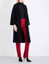 Theory Melisandre B wool-blend coat