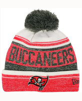 New Era Tampa Bay Buccaneers Snow Dayz Knit Hat, A Macy's Exclusive Style