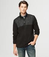 Polyfleece Quarter-Zip Pullover Jacket