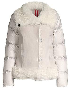 Post Card Women's Urban Saser At Bmat Shearling Jacket