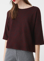 MANGO Cotton Sweater
