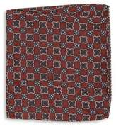 Saks Fifth Avenue COLLECTION Floral Silk Pocket Square