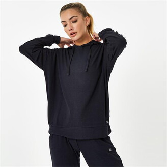USA Pro Pro Ribbed Slouchy Hoodie