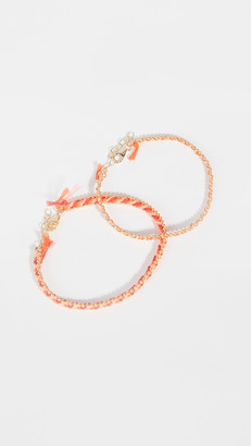 Shashi You & Me Bracelet Set