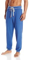 Original Penguin Men's Soft French Terry Cuffed Lounge Pant