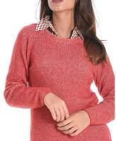 Altea Women's Red Wool Sweater.