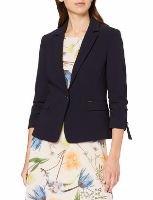 Comma Women's 81.003.54.5874 Blazer Langarm Business Suit Jacket