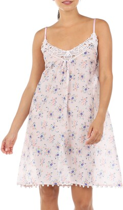 Papinelle Iggy Lace Trim Nightgown