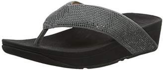 FitFlop Women Ritzy Toe Thong Sandals,(41 EU)