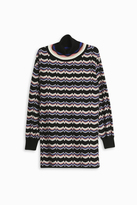 Missoni Striped ZigZag Tunic