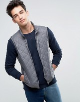 Benetton Quilted Vest