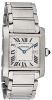 Cartier Tank Française Watch 2465
