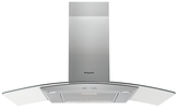 Hotpoint PHGC9.5FABX Chimney Cooker Hood, Stainless Steel