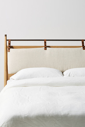 Anthropologie Hemming Linen Headboard Cushion By in Assorted