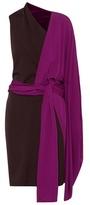 Tom Ford Asymmetrical silk dress