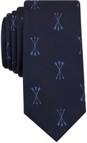 Bar III Men's Arrows Graphic-Print Tie, Only at Macy's