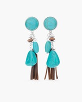 Chico's Loren Chandelier Earrings