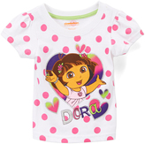 Children's Apparel Network Dora the Explorer Heart Tee - Infant & Toddler