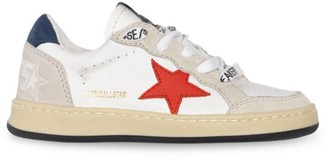 Golden Goose Baby's, Little Boy's & Boy's Leather Ball Star Sneakers