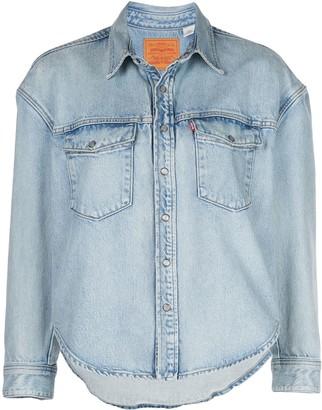 Wardrobe NYC x Levi's Release 04 denim jacket