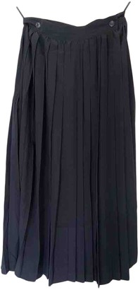 Max Mara Atelier Blue Skirt for Women