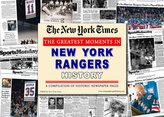 Retrographics Publishing NY Times Newspaper - Greatest Moments in New York Rangers History