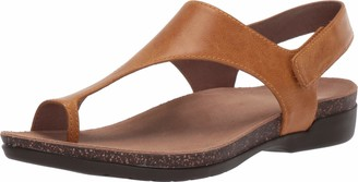 Dansko Women's Reece Green Sandal 10.5-11 M US