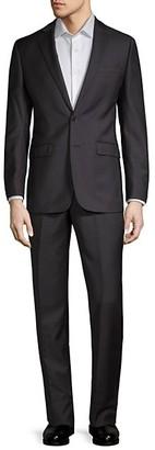 Calvin Klein Wool Extreme Slim-Fit Suit