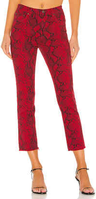 Pam & Gela Baby Boa Slim Crop Leg Pant