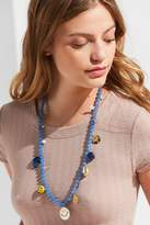 Venessa Arizaga Blue Hawaiian Necklace