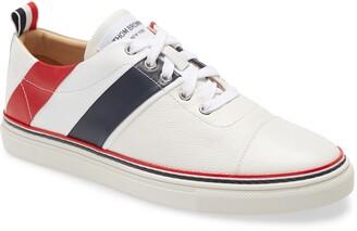 Thom Browne Cap Toe Low Top Sneaker