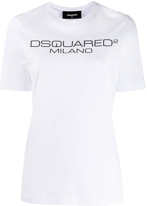 DSQUARED2 signature logo T-shirt
