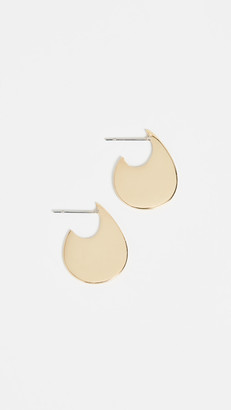 Soko Teardrop Huggie Stud Earrings
