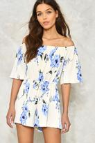 Nasty Gal nastygal Grow Matter What Floral Romper