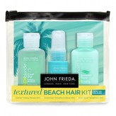 John Frieda Textured Beach Hair Kit 3 pack