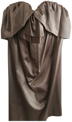 Barbara Bui Silver Dress for Women