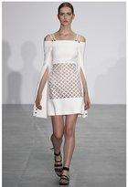 David Koma DRESS WHITE ??? Viscose - women - Viscose - 12