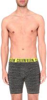 Calvin Klein Branded Stretch-jersey Boxer Briefs