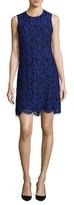 Karl Lagerfeld Lace Sheath Dress