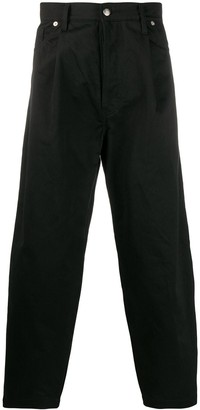 Societe Anonyme High-Rise Wide Leg Trousers