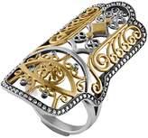 Azza Fahmy Hand of Fatima Diamond Ring