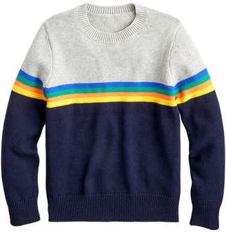 J.Crew Crewcuts By 4 Stripe Sweater
