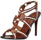 Just Cavalli Women's Harness' Strappy Dress Sandal