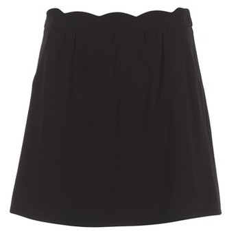 Betty London HAMITE women's Skirt in Black